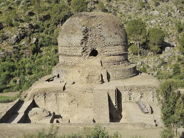 Amluk Data Stupa