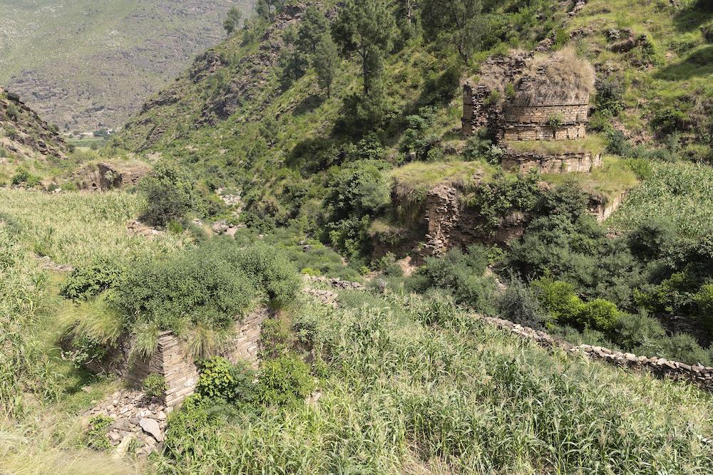 Abbasaheb-China I site, Swat